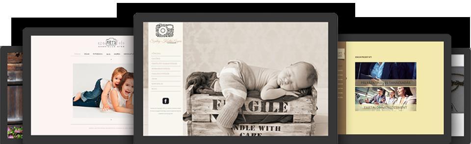Honlap-webdesign