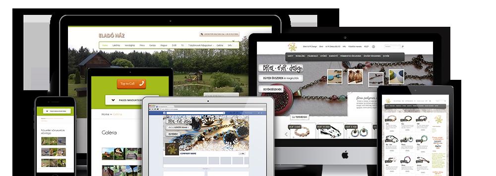 b00449b76c Honlap, webshop egyedi webdesignnal, honlap redesign,
